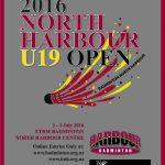 North Harbour u19 Open