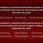 New Zealand  Junior Teams