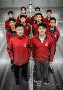 Westlake Boys Badminton Teams