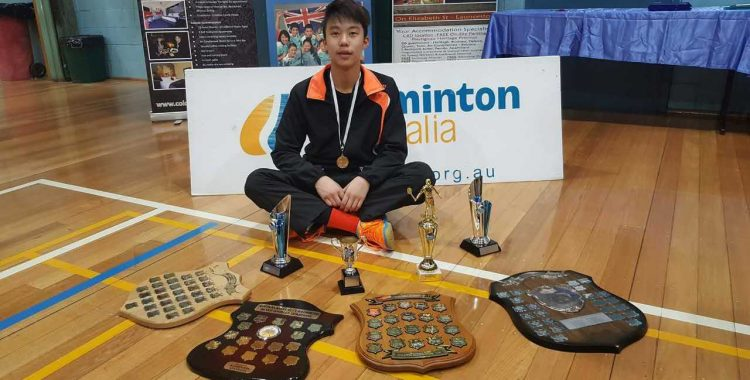 Three International Titles For North Harbour's Edward Lau