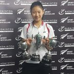 Shaunna Secures 3 From 3 At NZ u15 Championships
