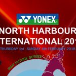 YONEX North Harbour International 2018