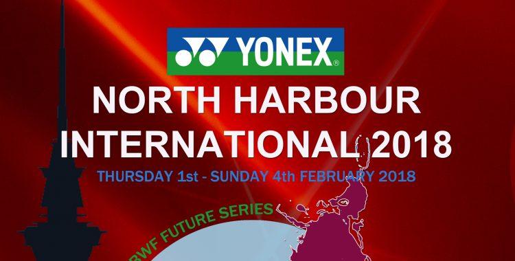 YONEX North Harbour International 2018