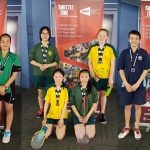 THREE INTERMEDIATE SCHOOLS SHARE WINNERS PODIUM