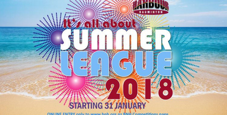 It's All About SUMMER LEAGUE 2018