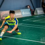 Oscar Guo Hits #13 World Ranking