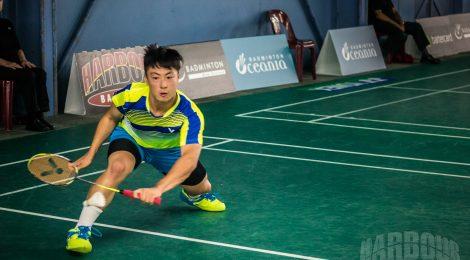Oscar Guo Hits #13 World Ranking