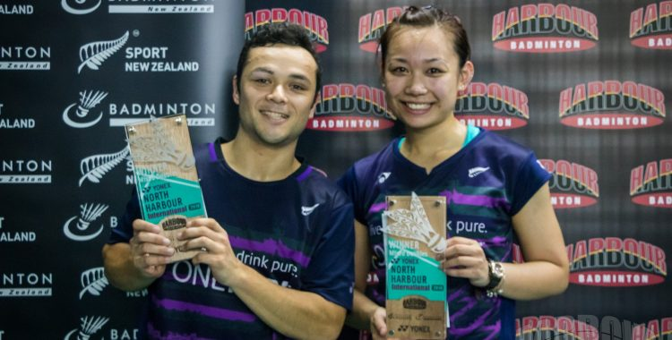 YONEX North Harbour International Draws To A Successful End