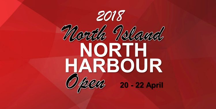North Island/North Harbour Open 2018